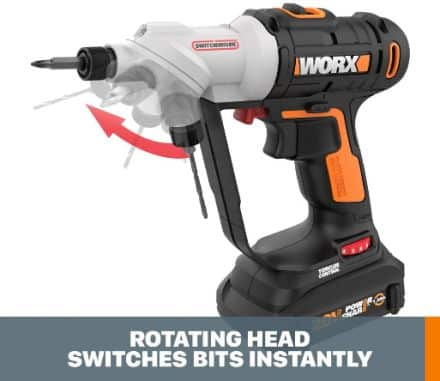 Variable Speed Cordless Drill